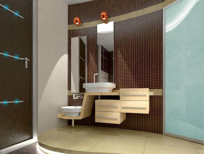 Studio grifa houdini bagno trasformista - Ingres bagno turco ...
